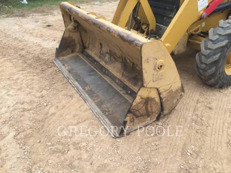 CATERPILLAR BAGGERLADER 420FST equipment  photo 13
