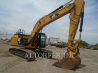 Caterpillar EXCAVATOARE PE ŞENILE 329EL equipment  photo 4