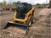 Equipment photo CATERPILLAR 236D スキッド・ステア・ローダ 1