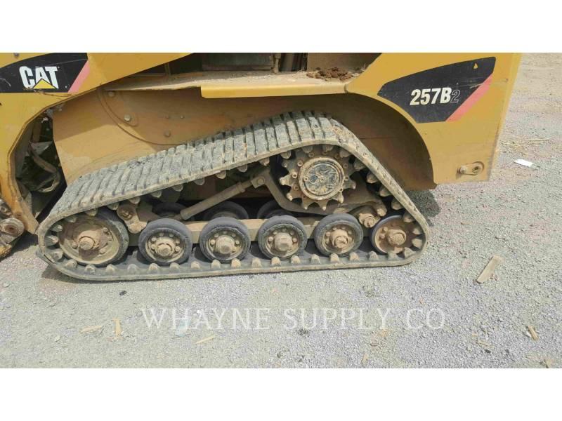 CATERPILLAR 多様地形対応ローダ 257B2 equipment  photo 10