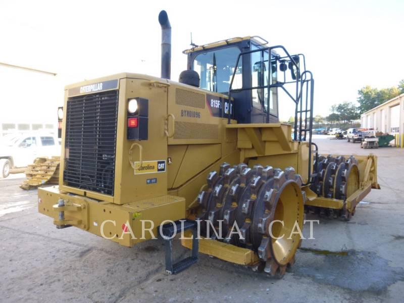 CATERPILLAR WHEEL DOZERS 815F2 equipment  photo 6
