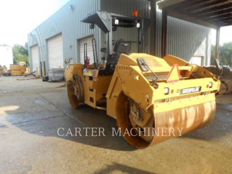 CATERPILLAR コンパクタ CB54 XW equipment  photo 1