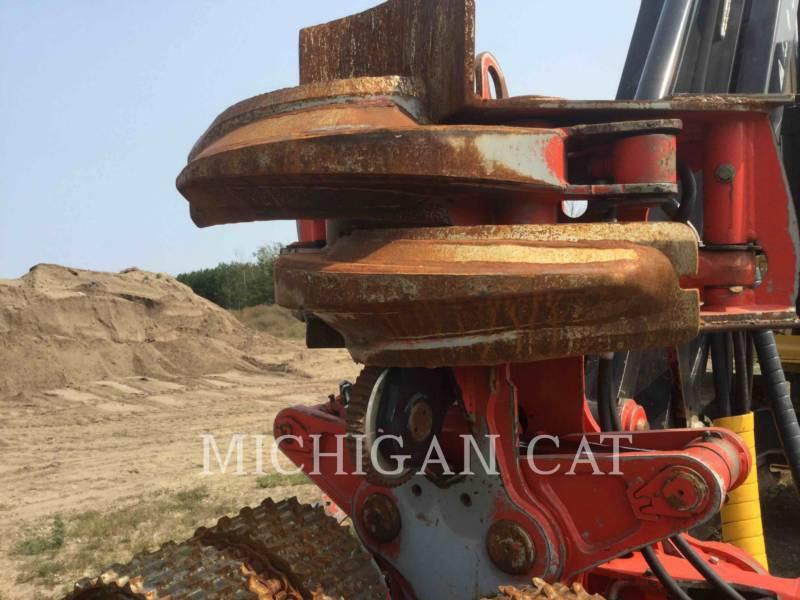 CATERPILLAR Leśnictwo - Rozdrabniacz 501HD equipment  photo 14
