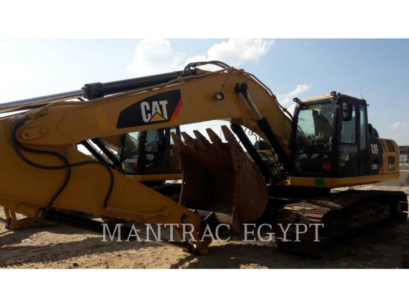CATERPILLAR KETTEN-HYDRAULIKBAGGER 329D2L equipment  photo 2