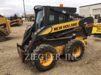 Equipment photo NEW HOLLAND LTD. L185 滑移转向装载机 1