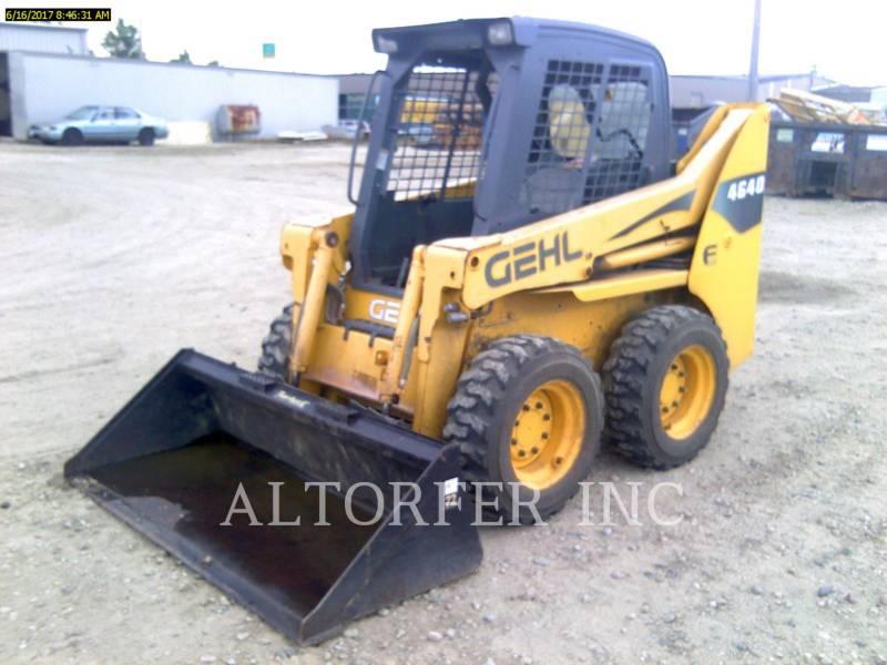 GEHL COMPANY スキッド・ステア・ローダ 4640 equipment  photo 2