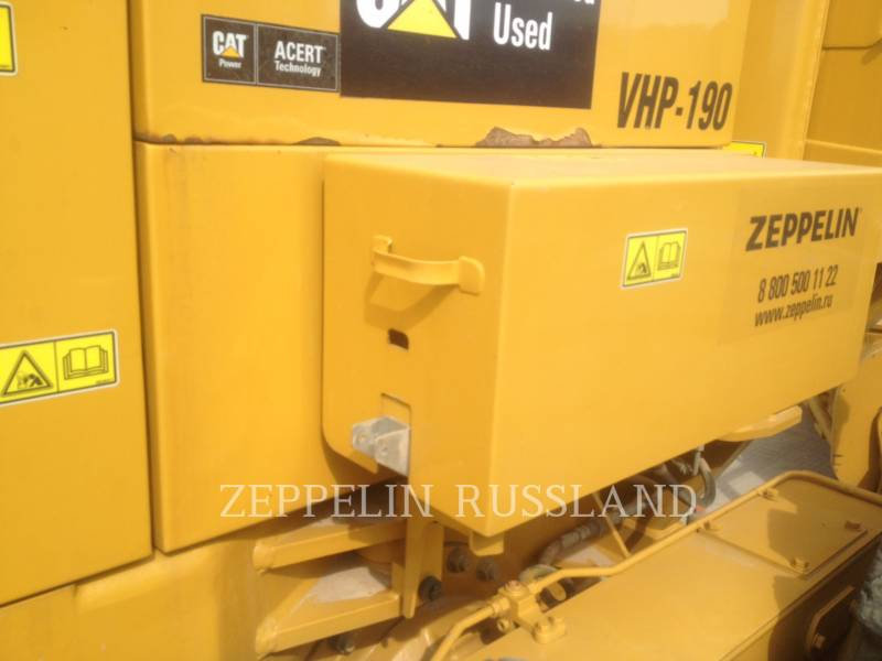 CATERPILLAR NIVELEUSES 140K equipment  photo 8