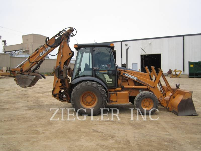CASE/NEW HOLLAND BACKHOE LOADERS 590SUPERM equipment  photo 7