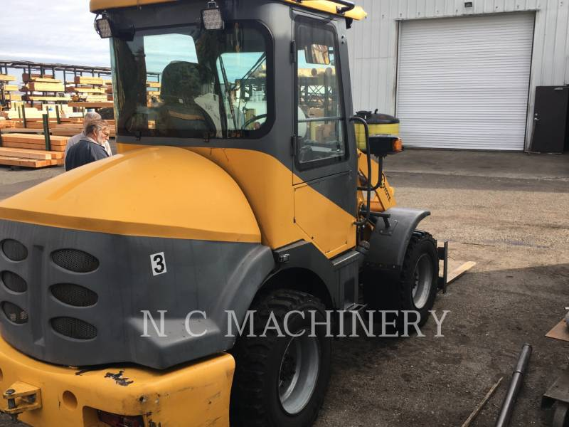 KIOTI TRACTOR WHEEL LOADERS/INTEGRATED TOOLCARRIERS CS910 equipment  photo 2