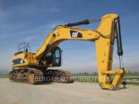 Equipment photo CATERPILLAR 345D TRACK EXCAVATORS 1