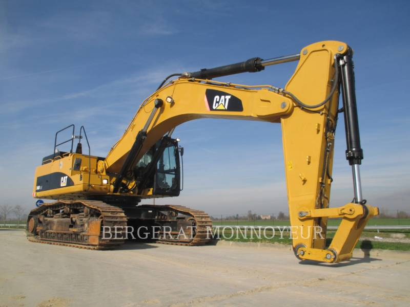 CATERPILLAR EXCAVADORAS DE CADENAS 345D equipment  photo 2