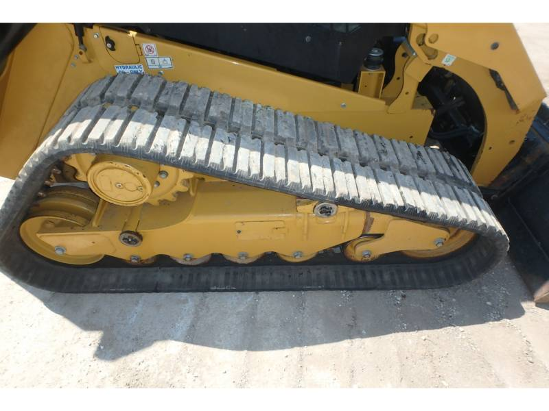 CATERPILLAR MULTI TERRAIN LOADERS 289D equipment  photo 8