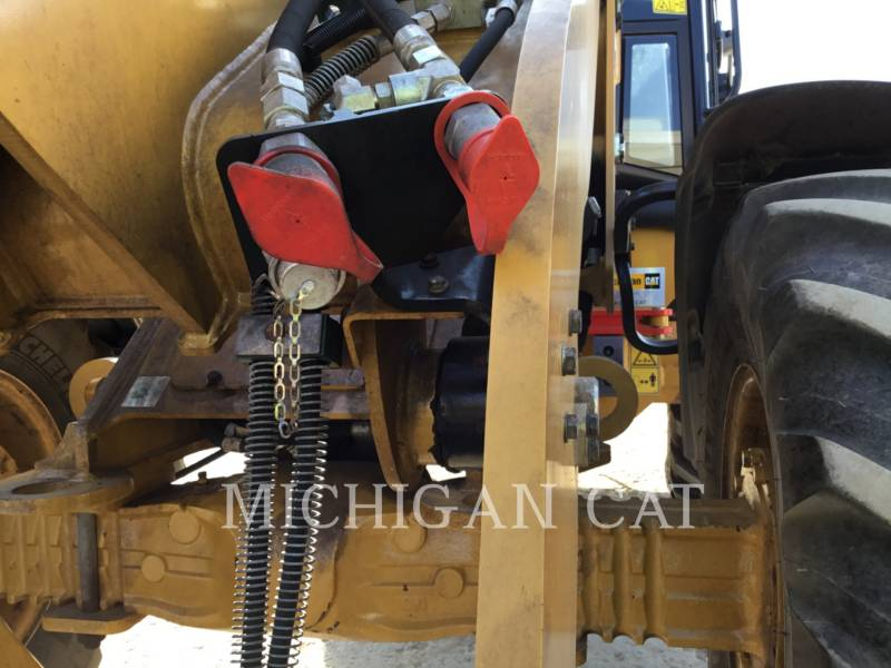 CATERPILLAR PALE GOMMATE/PALE GOMMATE MULTIUSO 908H2 equipment  photo 17