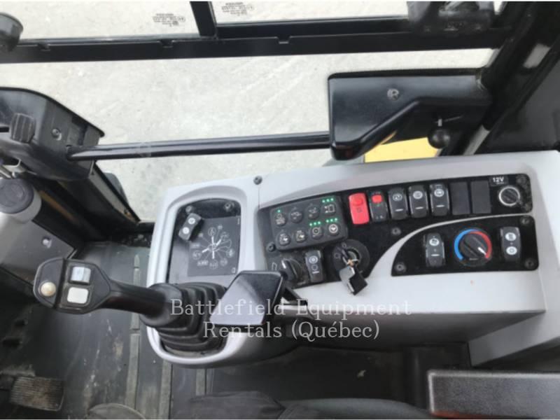 CATERPILLAR RADLADER/INDUSTRIE-RADLADER 910K equipment  photo 22