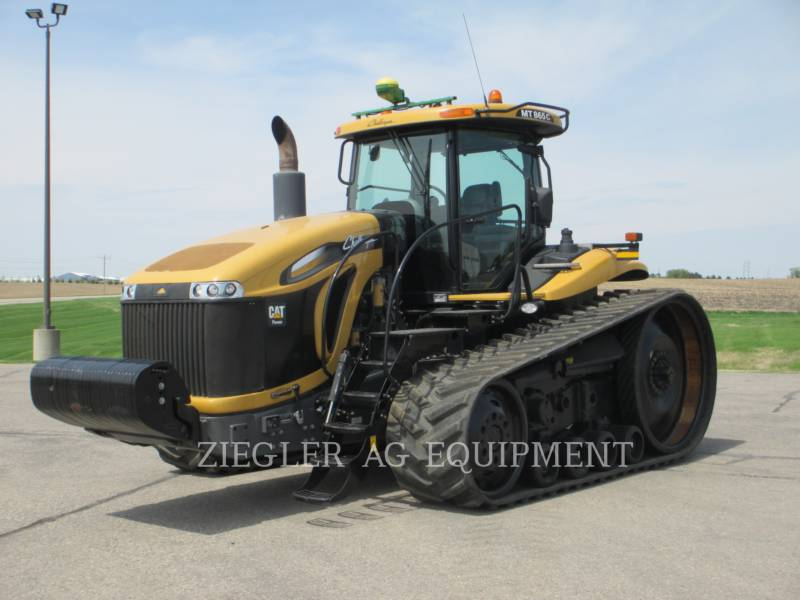 AGCO-CHALLENGER TRACTORES AGRÍCOLAS MT865C equipment  photo 3