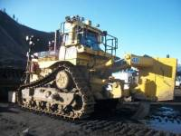 CATERPILLAR TRACK TYPE TRACTORS D10T equipment  photo 13