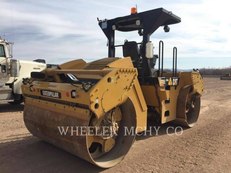 CATERPILLAR SCHWARZDECKENFERTIGER CB64 equipment  photo 1