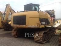 Equipment photo CATERPILLAR 320DFMST FORESTRY - EXCAVATOR 1