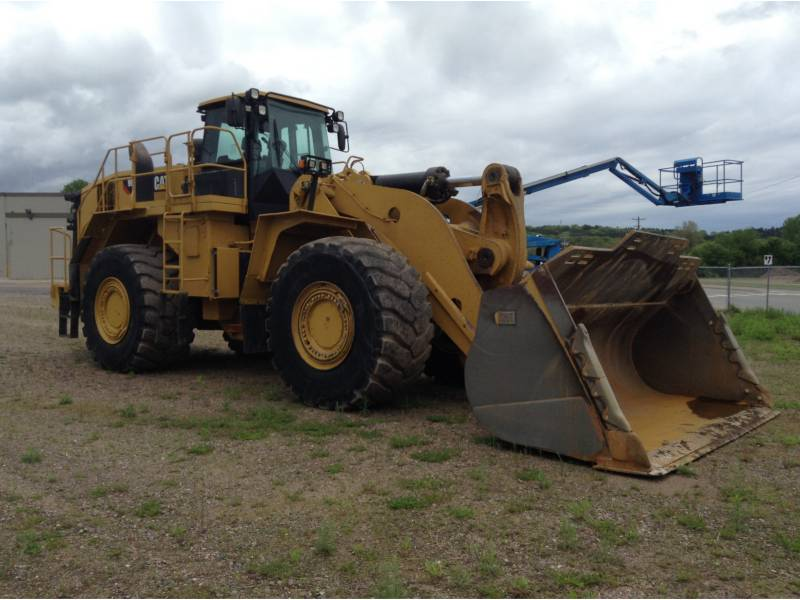 CATERPILLAR WHEEL LOADERS/INTEGRATED TOOLCARRIERS 988 K equipment  photo 1