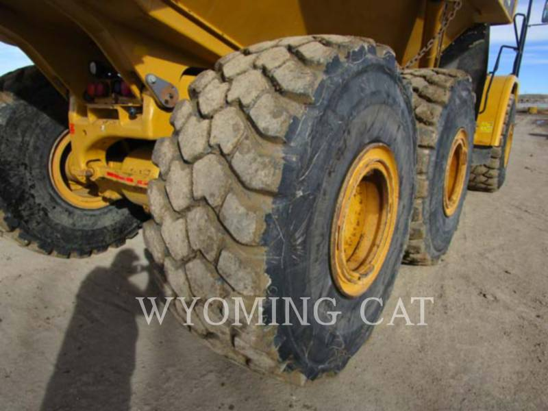 CATERPILLAR DUMPER ARTICOLATI 740 equipment  photo 9