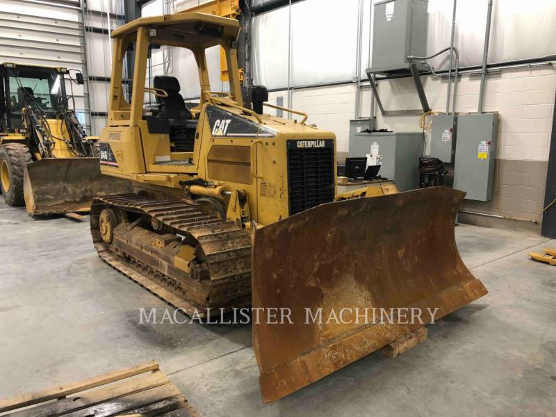 CATERPILLAR TRACK TYPE TRACTORS D4GXL equipment  photo 2
