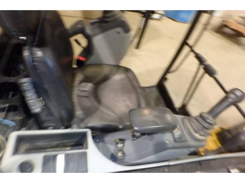 CATERPILLAR TRACK EXCAVATORS 302.7DCR equipment  photo 14