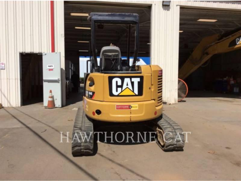 CATERPILLAR TRACK EXCAVATORS 304E CR equipment  photo 5