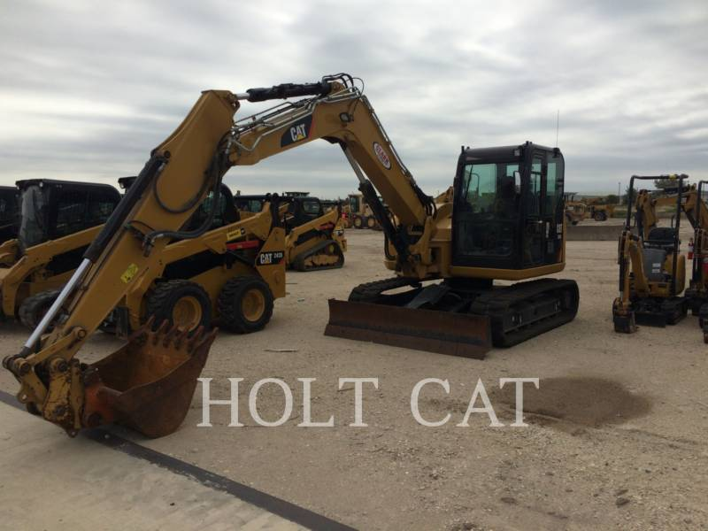 CATERPILLAR PELLES SUR CHAINES 308E2 CRSB equipment  photo 1