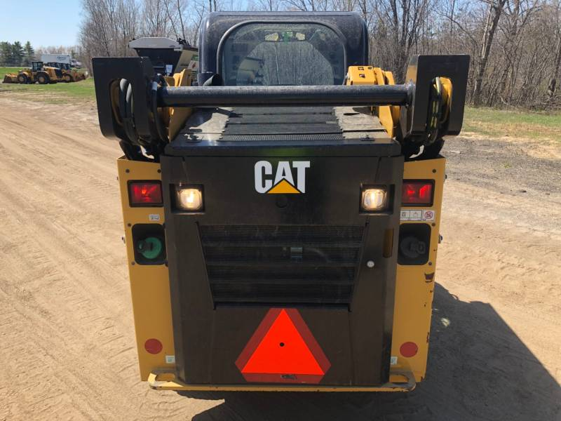 CATERPILLAR SKID STEER LOADERS 232D equipment  photo 13