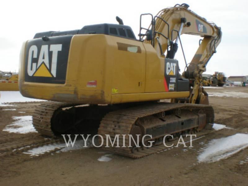 CATERPILLAR PELLES SUR CHAINES 336EL equipment  photo 15