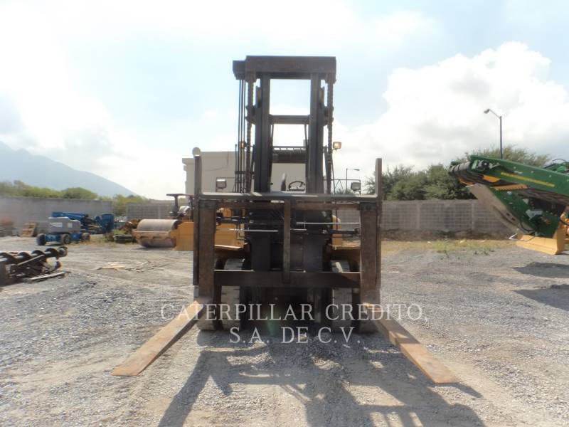 CATERPILLAR MITSUBISHI FORKLIFTS P33000 equipment  photo 5