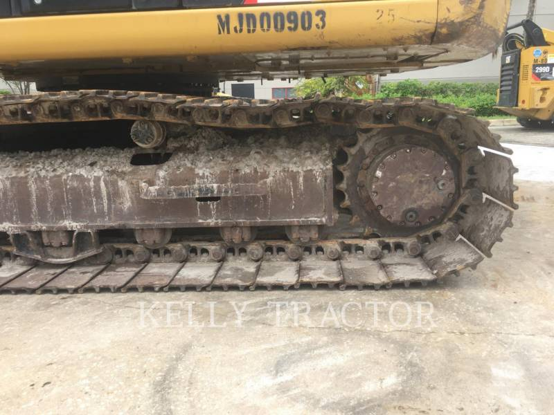 CATERPILLAR KETTEN-HYDRAULIKBAGGER 312EL equipment  photo 9