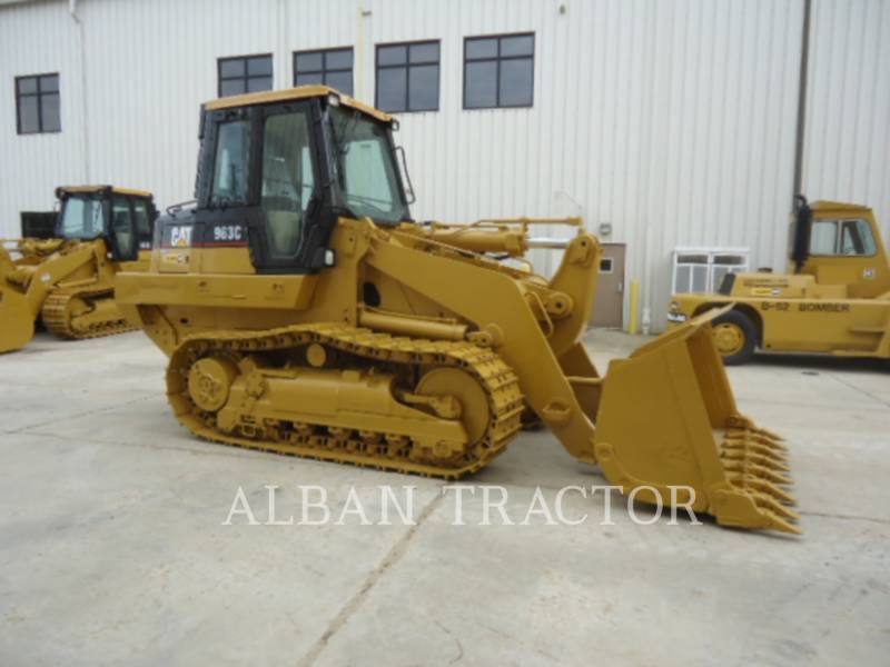 Caterpillar ÎNCĂRCĂTOARE CU ŞENILE 963C CAC equipment  photo 8