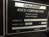AGCO-CHALLENGER LANDWIRTSCHAFTSTRAKTOREN MT655C equipment  photo 13
