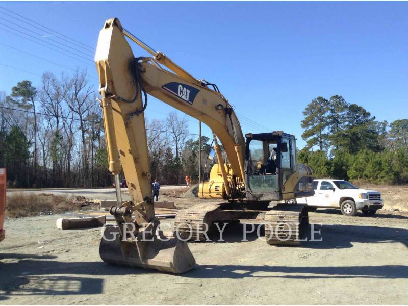 CATERPILLAR ESCAVADEIRAS 320C L equipment  photo 1