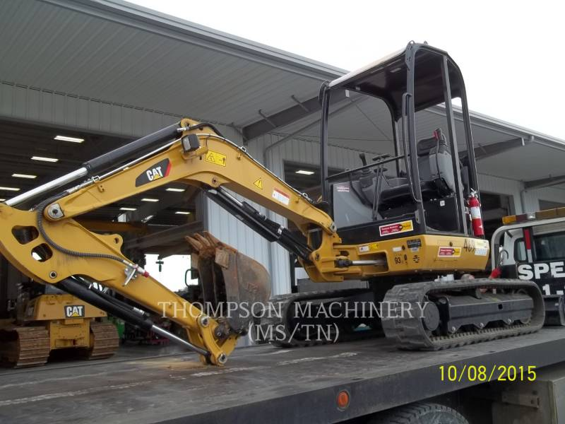 CATERPILLAR KETTEN-HYDRAULIKBAGGER 302.7D equipment  photo 4