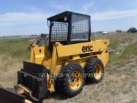 Equipment photo ERICKSON 1855 PALE COMPATTE SKID STEER 1