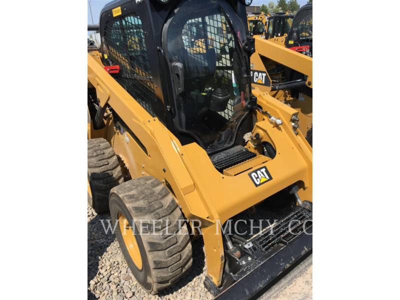 CATERPILLAR SCHRANKLADERS 262D C3HF2 equipment  photo 1