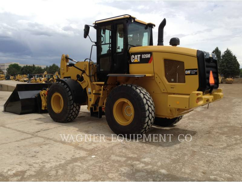 CATERPILLAR CARGADORES DE RUEDAS 926M FCHL equipment  photo 4
