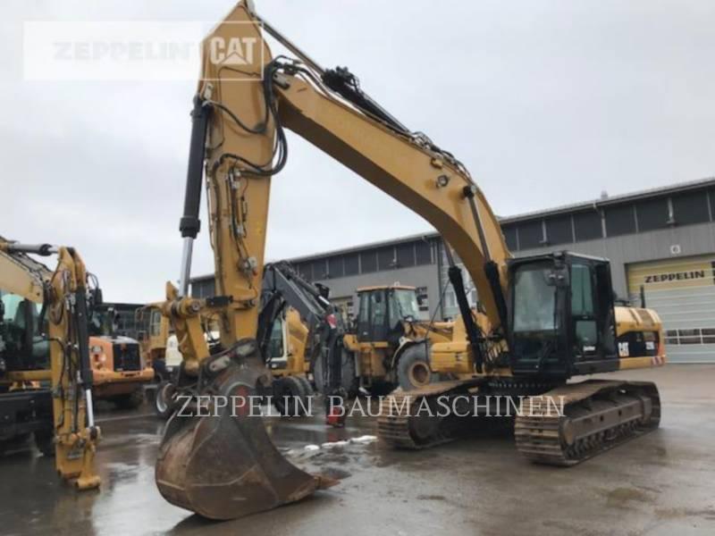 CATERPILLAR トラック油圧ショベル 329DLN equipment  photo 2