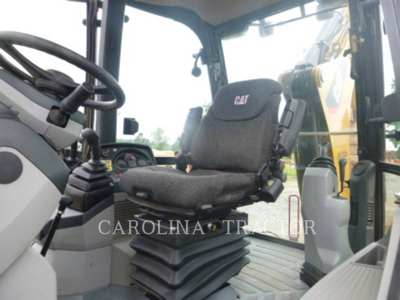 CATERPILLAR BACKHOE LOADERS 420F equipment  photo 4