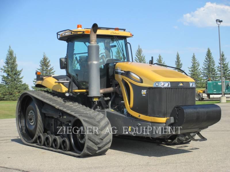 AGCO-CHALLENGER AG TRACTORS MT865C equipment  photo 5