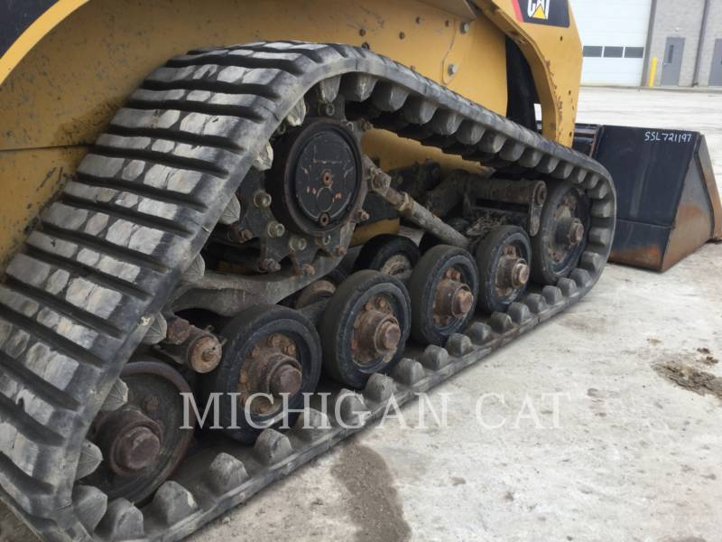 CATERPILLAR MULTI TERRAIN LOADERS 257B3 equipment  photo 9