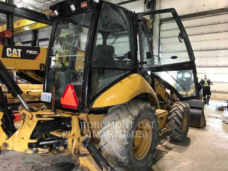 CATERPILLAR CHARGEUSES-PELLETEUSES 420 E IT equipment  photo 2