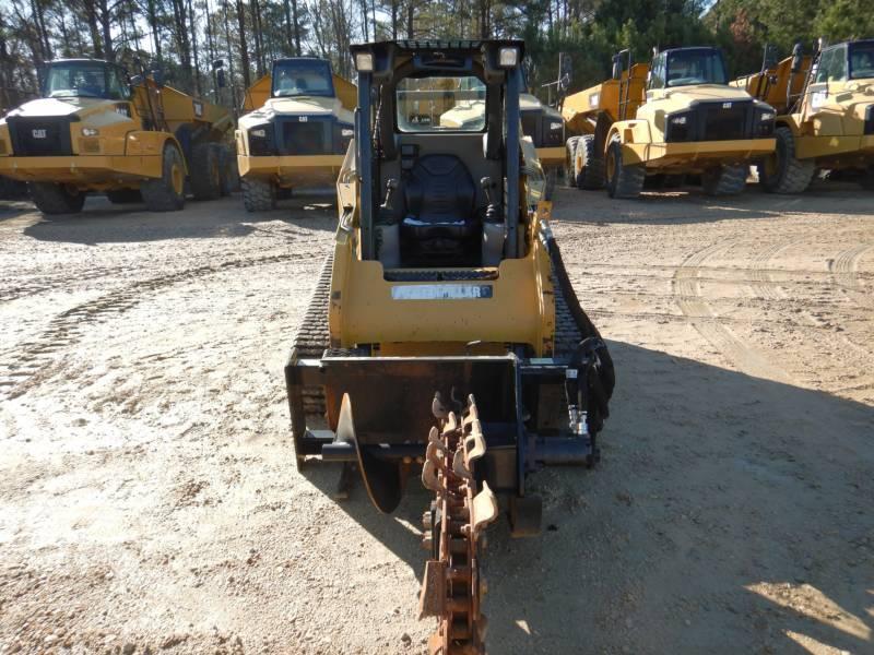 CATERPILLAR CARGADORES MULTITERRENO 257B3 equipment  photo 6