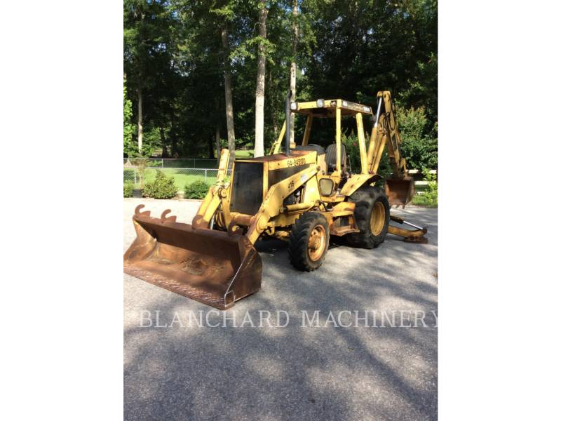 Caterpillar BULDOEXCAVATOARE 416 II equipment  photo 1