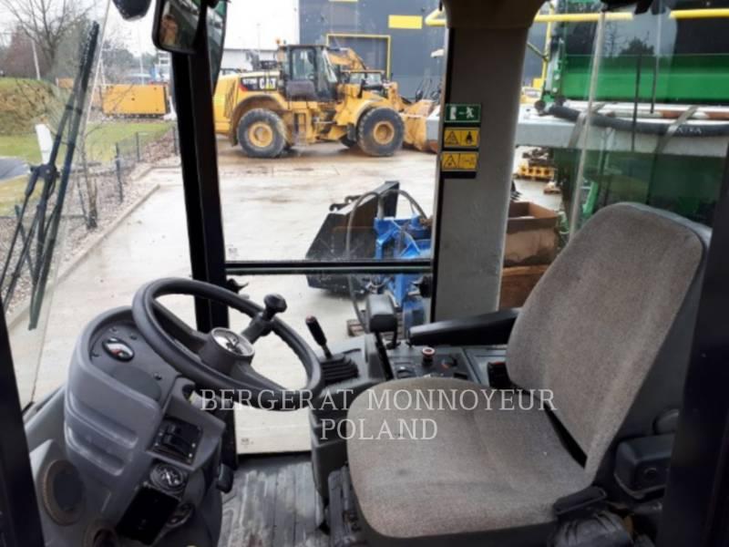 CATERPILLAR EINZELVIBRATIONSWALZE, GLATTBANDAGE CS56 equipment  photo 4