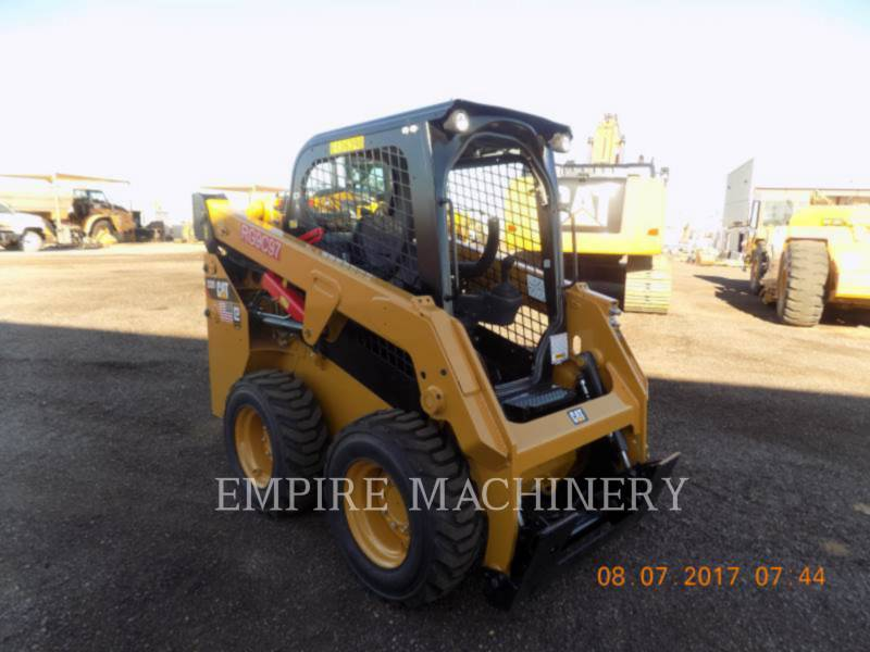 CATERPILLAR KOMPAKTLADER 232D equipment  photo 1