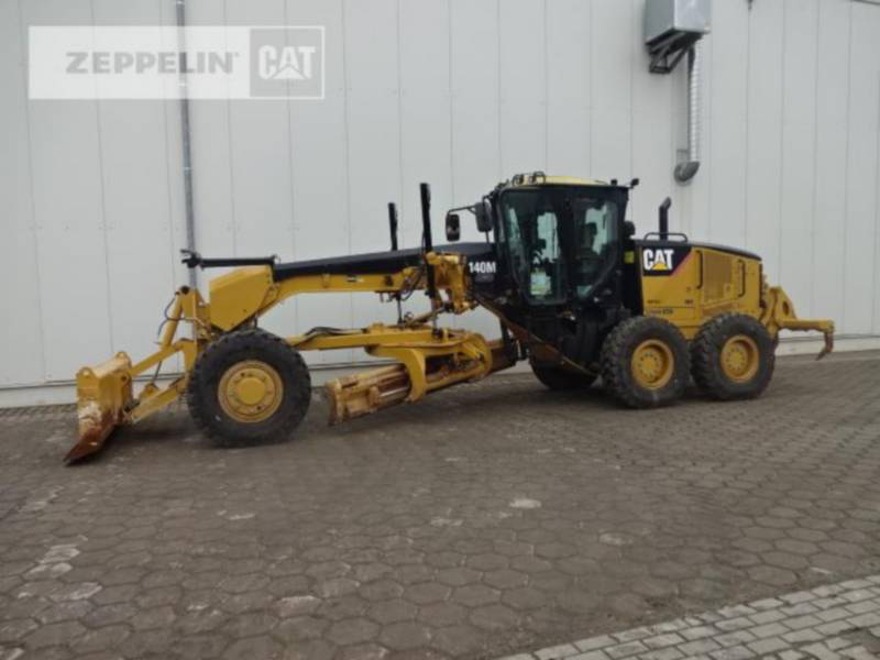 CATERPILLAR モータグレーダ 140MAWD equipment  photo 5