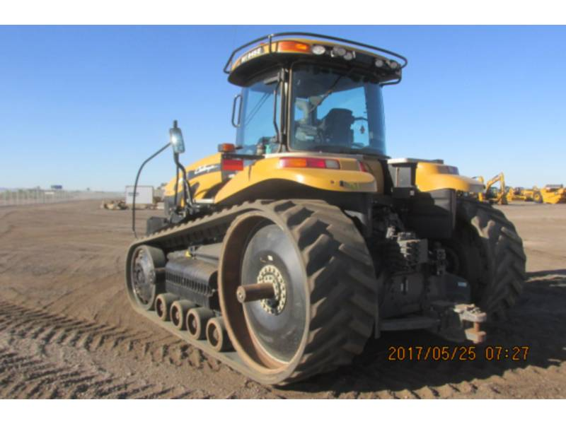 AGCO-CHALLENGER TRATORES AGRÍCOLAS MT845E equipment  photo 8